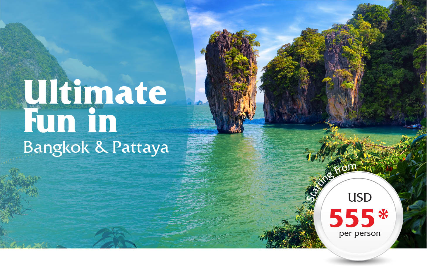 Ultimate Fun in Bangkok & Pattaya