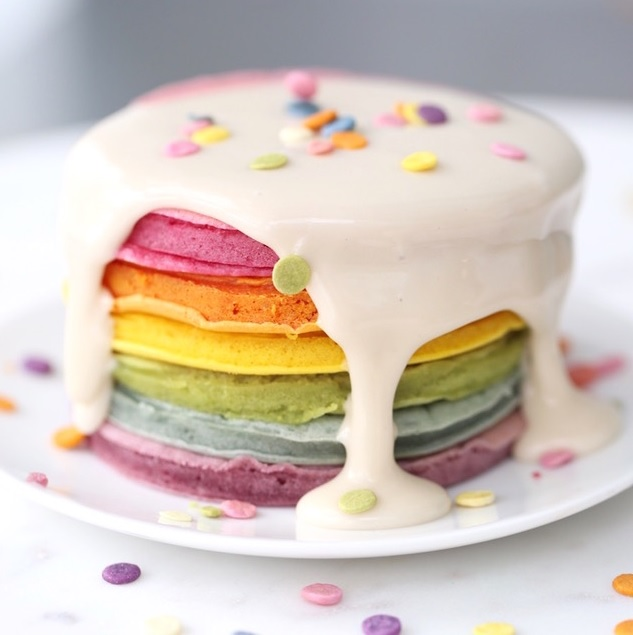 Welcome to the Foodstirs Program!Celebration Rainbow Pancake Kit