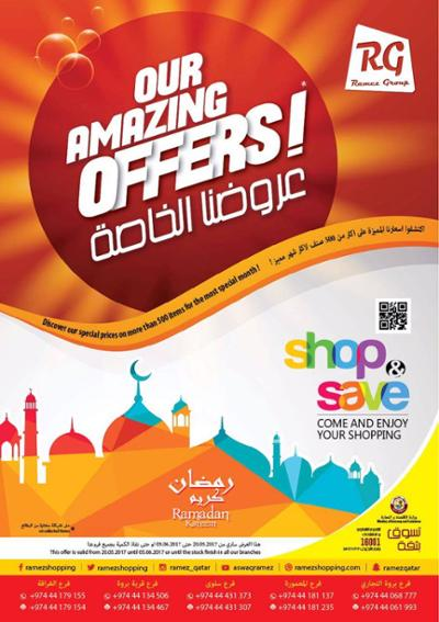 Aswaq Ramez weekly offers available at Qatar