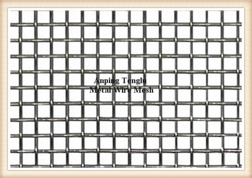 Woven Wire Mesh Grill