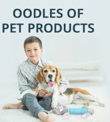Up to 49% Off Pet Products