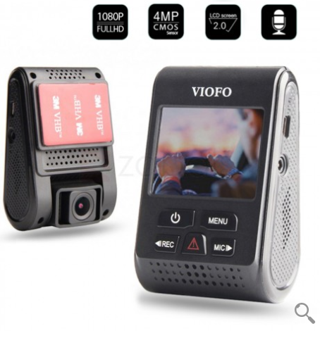 40% off for VIOFO A119 HD Car Camera with Night Vision