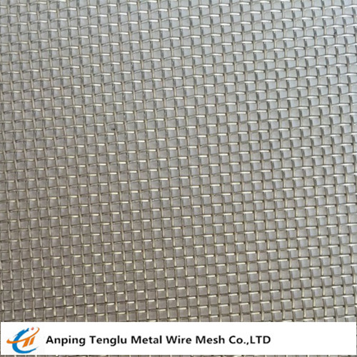 UNS S31803(S32205) Duplex Stainless Steel Wire Mesh